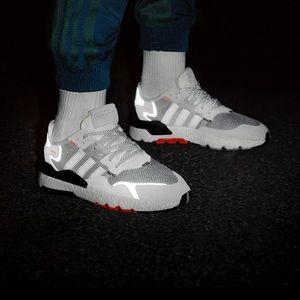 Adidas Boys Nite Jogger sz 6 or Women's 8